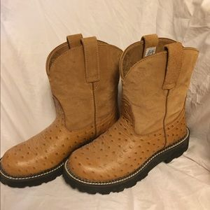 Ariat Fatbaby Boots 7.5